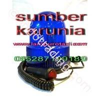 Jual 4 inch Rotary led Biru