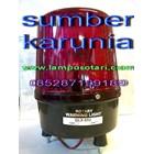 Jual Lampu Rotary DC 6 inch Merah