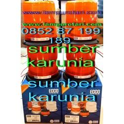 Lampu Strobo ECCO 6570 Amber