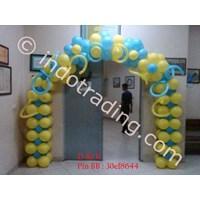 Dekorasi Balon Gate 2