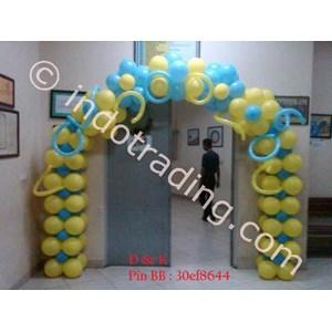 Dekorasi Balon Gate 2 By Sanggar Badut Idola