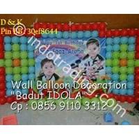 Dekorasi Balon Wall