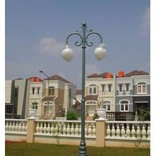 Tiang Lampu Taman-Dekorasi 5