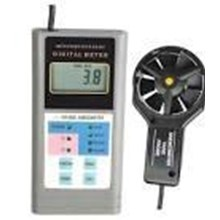 Measurement Digital Anemometer Am-4838