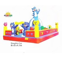 Jual Naughty Cat 5x8x4.1 Mtr (standart)