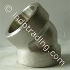 Elbow 45 DEG Tipe A105 Carbon Steel