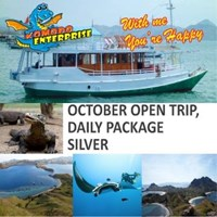 OCTOBER DAILY OPEN TRIP -20% DISCOUNT- SILVER PACKAGE