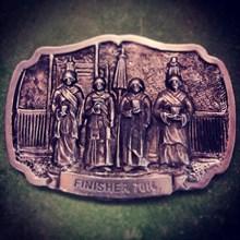 Medali Bromo-Tengger-Semeru 100 Ultra Run Race 2014