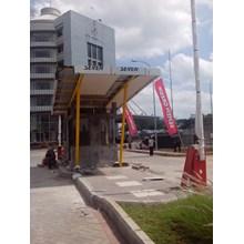 Palang Parkir Barier Gate