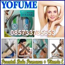 Perontok Bulu Penghilang Rambut Kaki Tangan Ketiak Dll Yofume Cream Cara Tips Alami