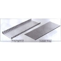 Jual Kabel Tray Type U Cover Tray