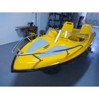 Perahu Fiber Panjang 5 Meter