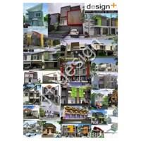 Jual Solusi Hemat Desain & Renovasi Rumah Tinggal Idaman And