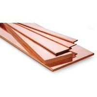 Plat Copper Bar