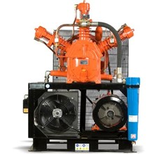 Bc650-10 35 Hp Booster Air Compressor