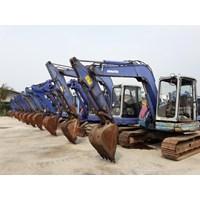 Mini Excavator Bekas Komatsu PC30 PC40 PC50 PC75 PC100 Build Up Ex Jepang