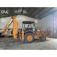 Jual Jual Backhoe Loader Bekas JCB CASE 580T Tahun 2012.Transmisi 4X4 .Telescopic Arm Full Spec