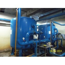 Pengolahan Air Sand Filter Renang