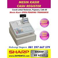 MESIN KASIR SHARP XE A217