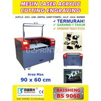Jual Mesin LASER CUTTING Acrylic AS 9060 (+Rotary Optional)