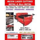 Sell LASER METAL CUTTING Machine BSL 2513