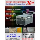 Sell CNC ROUTER Machine X 10