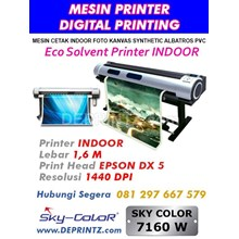 Mesin DIGITAL PRINTING INDOOR Sky Color