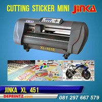 Jual MESIN CUTTING STICKER JINKA 451 XL