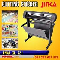 Jual MESIN CUTTING STICKER JINKA 721 XL