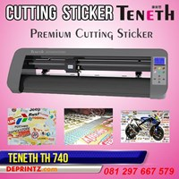 Mesin Cutting Sticker TENETH TH 740