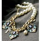online accesories pearl vintage pendant