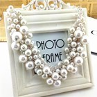 Jual online accesories pearl necklace