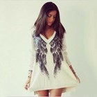 online clothes angel wings