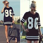 online clothes american baseball tees