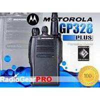 Jual  - Ht Motorola Gp 328 Vhf  Hub. 082119696710