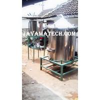 Mesin Destilasi (Sistem Steam)