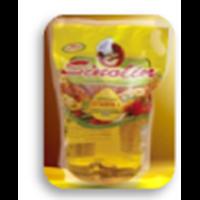 Sinolin Cooking Oil Refill Plastic Pouch 1 L