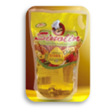 Sinolin Cooking Oil Refill Plastic Pouch 2 L