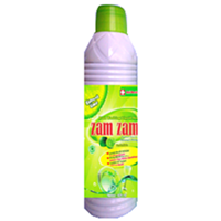 Zam-Zam Liquid Dishwasher Lime Scent 825 Ml