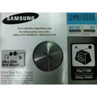 Bracket Tv Samsung Kawat Sling