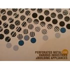 Sell PERFORATED PLATE STEEL AND STAINLESS