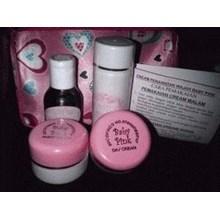 Cream Siang Malam Baby Pink