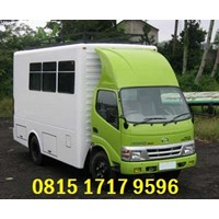 Sell Karoseri Bus Tambang Manhaul