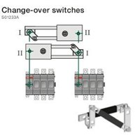 Accessories for Change-over and Transfer Switches