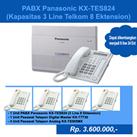 Sell Pabx Panasonic