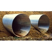 Corrugated Steel Pipe Armco