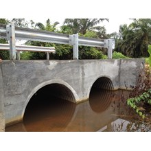 Type Multi Plate Pipe Arches (MPPA)