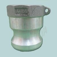 Jual Aluminium Camlock Coupling Type - A