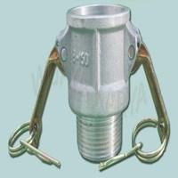 Jual Aluminium Camlock Coupling Type - B