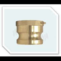 Jual Brass Camlock Coupling Type - A